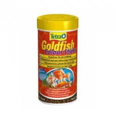 Тетра GoldFish Colour sticks 250ml
