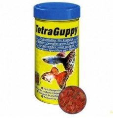 Тетра Guppy Flakes 250ml