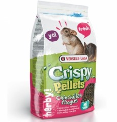 Prestige 615065 Chinchilla Pallets Crispy (корм для шиншилл) 1кг