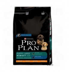 Pro Plan Dog Large Robust Puppy 3кг