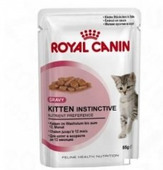 Royal Canin Kitten Instinctive 85г