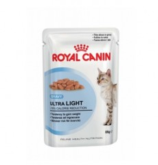 Royal Canin Ultra light для контроля веса  85г