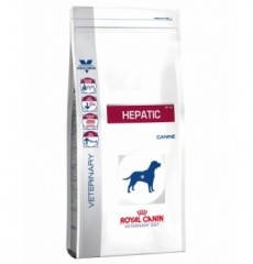 Royal Canin корм для собак Hepatic 1,5кг