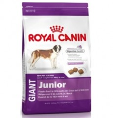Royal Canin корм для собак Giant Junior 15кг