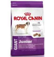 Royal Canin корм для собак Giant Junior 4кг