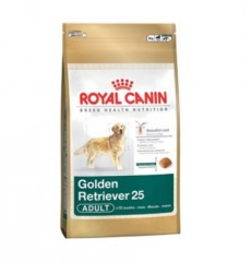 Royal Canin корм для собак Golden Retriver 25 3кг