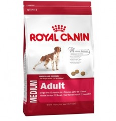 Royal Canin корм для собак Medium Adult 25 4кг