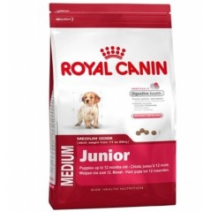 Royal Canin корм для собак Medium Junior 15кг