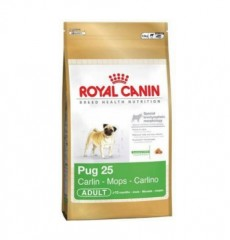 Royal Canin корм для собак Pug 25 1,5 кг