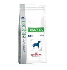 Royal Canin корм для собак Urinary S/O 18  2кг