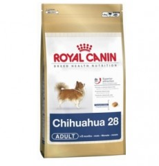 Royal Canin корм для собак Chihuahua 28 1,5кг