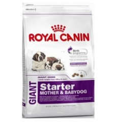 Royal Canin Giant Starter 4кг