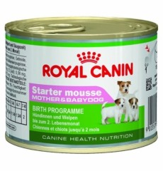 Royal Canin стартер мусс 195г