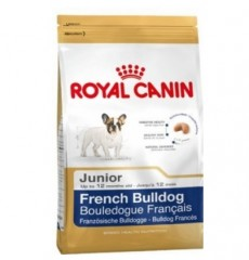 Royal Canin French Bulldog junior 26 1кг