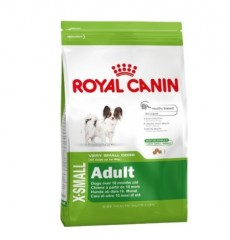 Royal Canin корм для собак X-small Adult 1,5кг