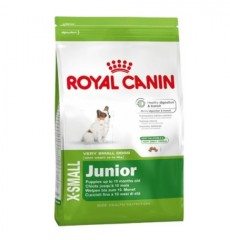 Royal Canin корм для собак X-small Junior 3 кг