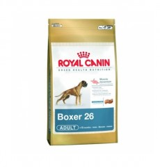 Royal Canin корм для собак Boxer 26 12кг