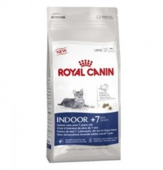 Royal Canin Indor 7+ корм для домашних кошек, старше 7 лет  3,5кг