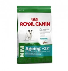 Royal Canin корм для собак Mini Agieng +12  1,5кг