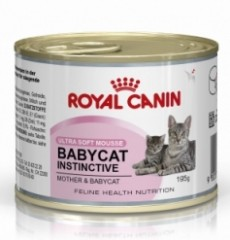 Royal Canin Baby Cat 195г