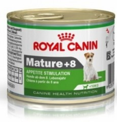Royal Canin wet MATURE +8 195г