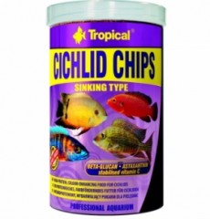 Тропикал Cichlid Chips 250ml