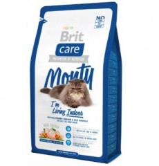 Brit Care Monty Indoor для котов, живущих в доме 2кг