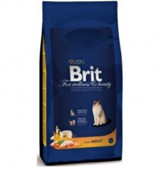 Brit Premium Cat Adult Chicken 1.5kg