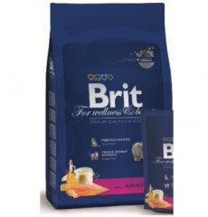 Brit Premium Cat Adult Salmon 1.5kg