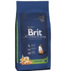Brit Premium Cat Adult Sterilized 1.5kg