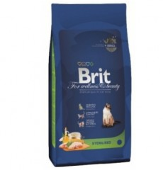 Brit Premium Cat Adult Sterilized 8kg