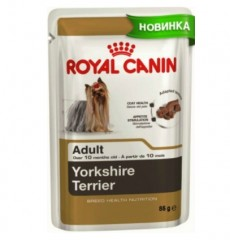 Royal Canin консерва для собак yorkshire adult 85г