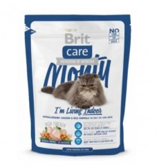 Brit Care Monty Indoor для котов, живущих в доме 400г
